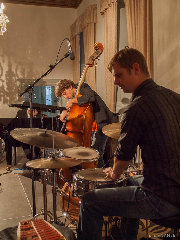 Julian & Roman Wasserfuhr Quartet auf Schloss Dyck