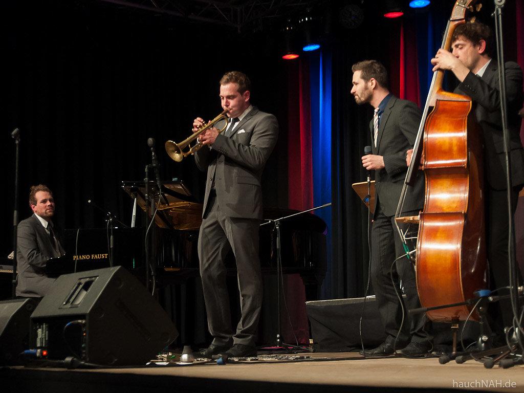 Julian und Roman Wasserfuhr Quartet