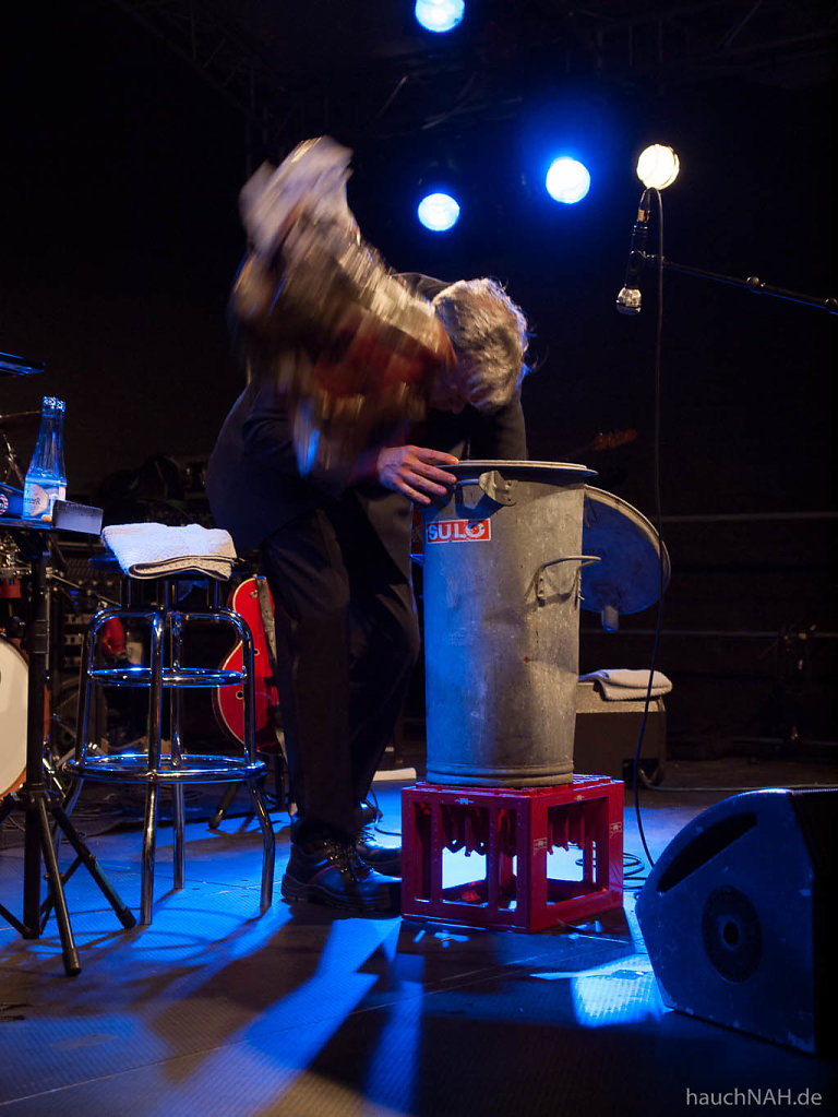 Stefan Gwildis Quartett - Sulo Solo - Jazzfestival Bingen swingt 2013