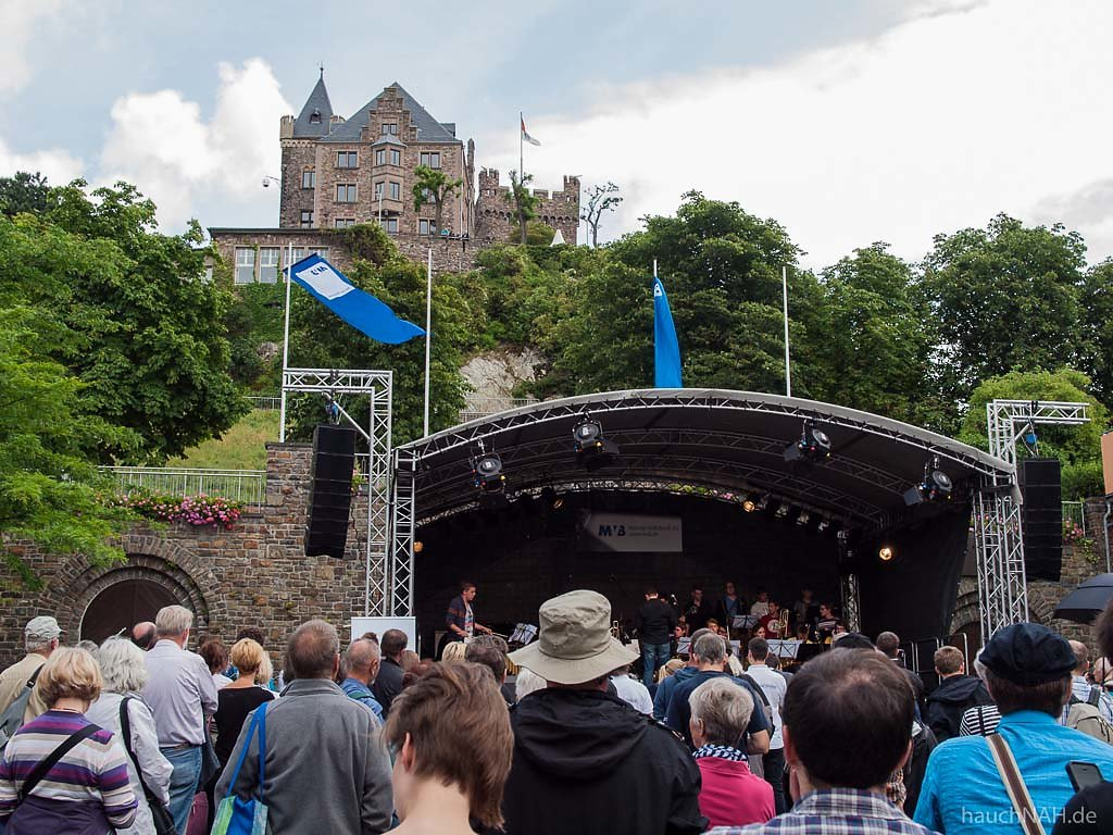 Jugend jazzt - Jazzfestival Bingen swingt 2013