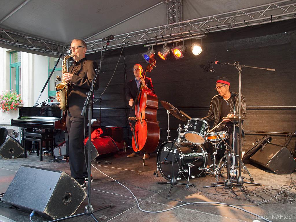 Ulli Jünemann's Triologue - Jazzfestival Bingen swingt 2013