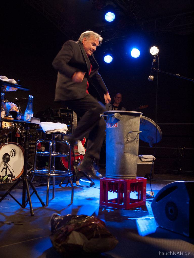 Stefan Gwildis Quartett - Sulo Solo - Jazzfestival Bingen swingt