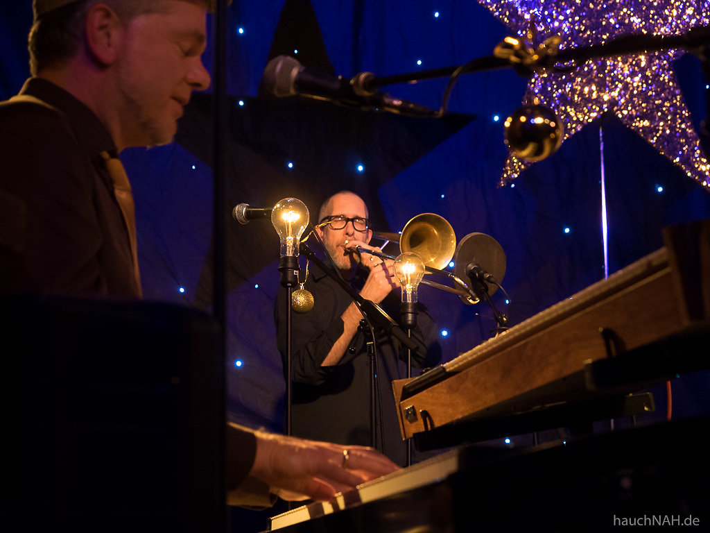 Wolfgang Proppe und Henning Beckmann